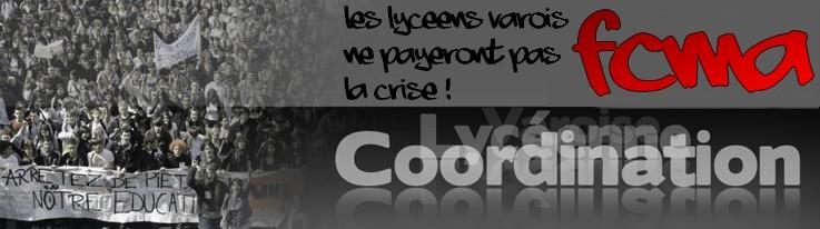 Coordination Lycéenne Varoise --- membre de la Fédération des Comités de Mobilisation Autonomes