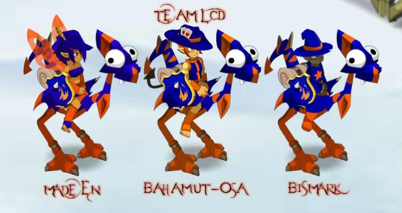 """Trio Baha couleurs """"LCD"""" Trio_b10"""