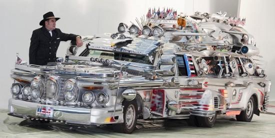 """Limousine de luxe """"récup"""" Finnje10"""