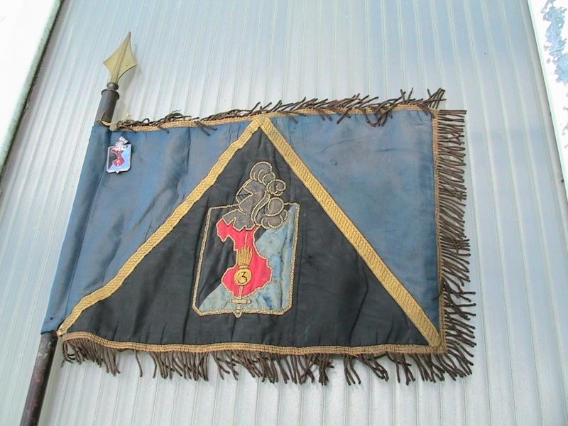 Fanion gendarmerie Indochine 3eme légion de marche Mars2011