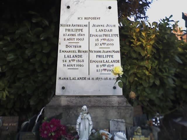 Maitre Philippe de Lyon 07-12-13
