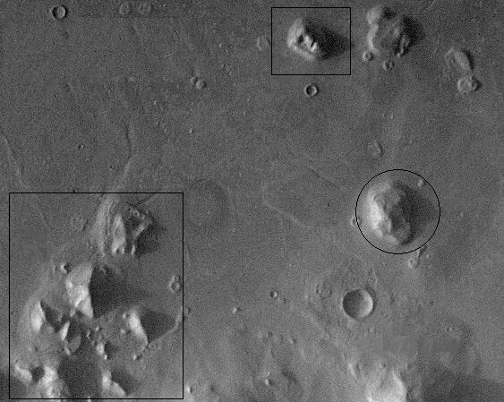 Les Pyramides D&M de Mars Cydoni10
