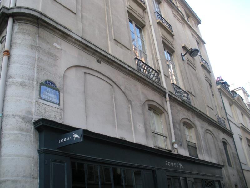 Melle Marie - Anne Adélaide Lenormand habitait au 5 rue Tournon Jelt_l11