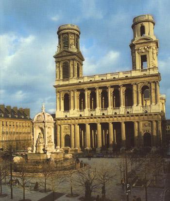 Le Bénitier Stsulp10
