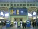 La gare de Rouen s'équipe d'un nouvel afficheur. 1_12_210