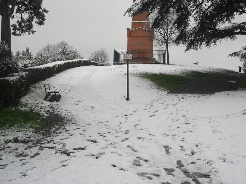 Dossier sur l'épisode neigeux du 26/12/08 à Toulouse Cimg0036