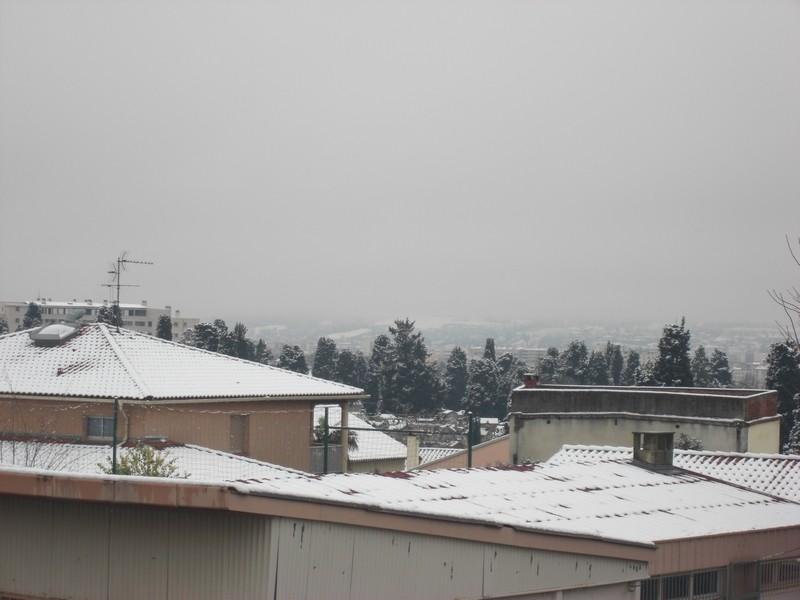 Dossier sur l'épisode neigeux du 26/12/08 à Toulouse Cimg0040