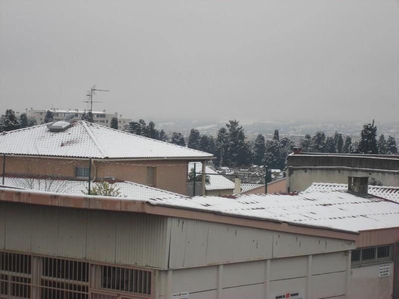 Dossier sur l'épisode neigeux du 26/12/08 à Toulouse Cimg0042