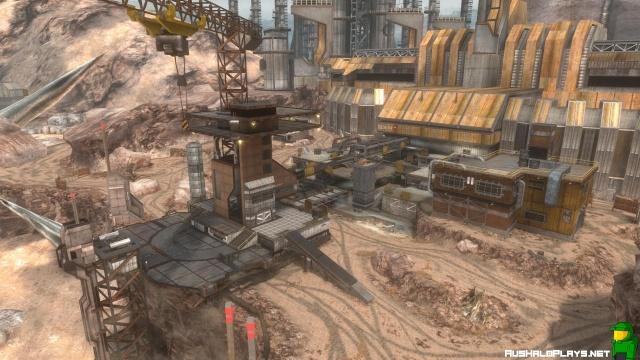 DLC #2 de Halo Reach : Pack de cartes Bastion (Defiant Map Pack/Hautes-Terres/Condamné/Déterré) - Page 2 Ie1b4i10