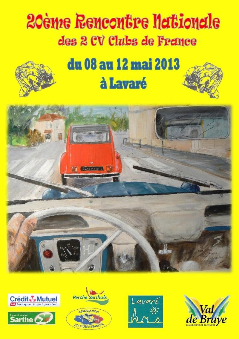 Nationale 2CV de Lavaré 08 au 12 mai 2013 (72) 2012ep10