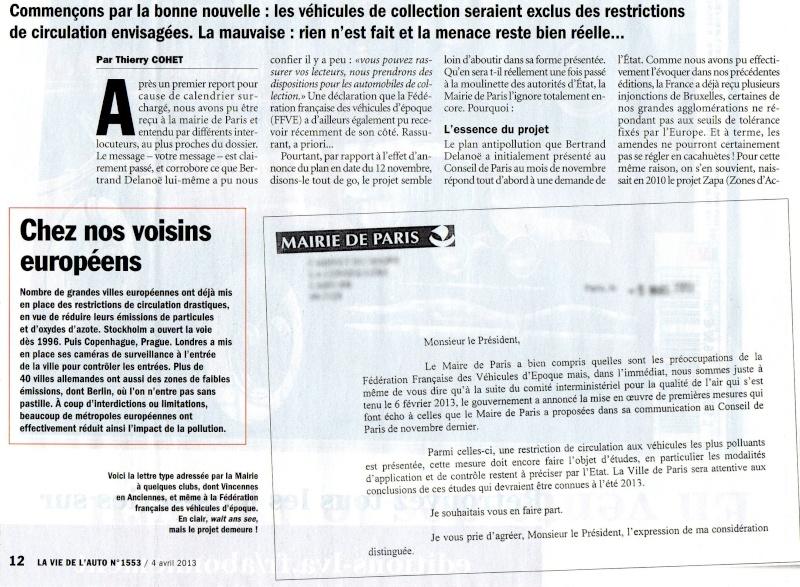 Projet sur le plan Delanoë anti-pollution pour Paris et FFVE Lva_0412