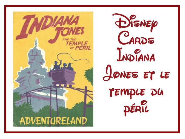 Disney Cards (Indiana Jones & le Temple du Péril) Indian10