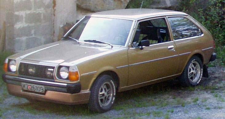 [MAZDA 323] mazda 323 1er generation ! 1977_m11