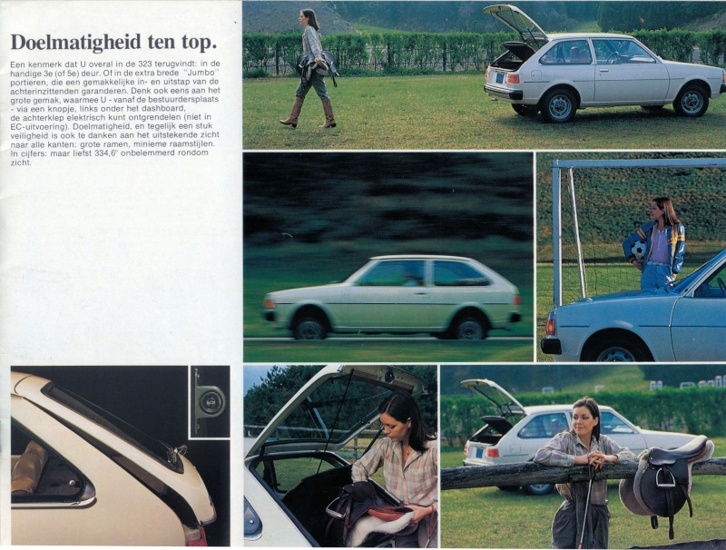 [MAZDA 323] mazda 323 1er generation ! 19782010