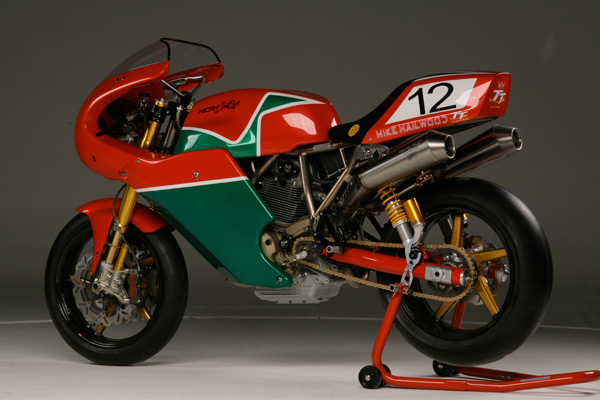 MIKE HAILWOOD Replica   NCR   MHTT 0510