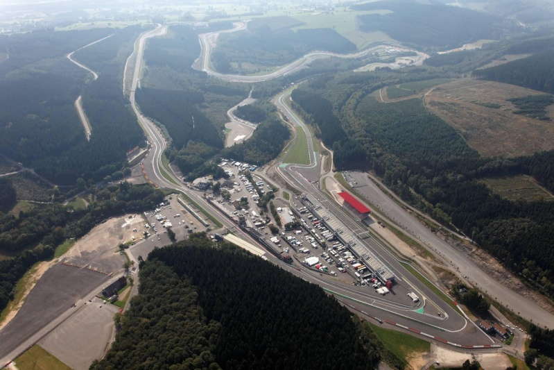 SPA FRANCORCHAMPS 86005110