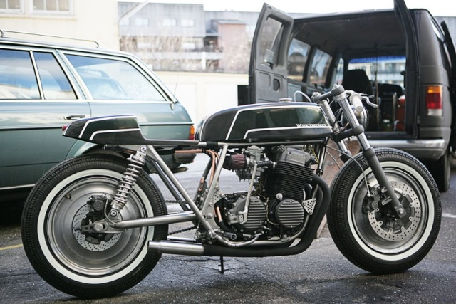 CB 750  Cafe Racer ......GORILLA Ys2b3510