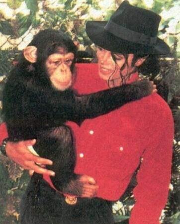 Collection MJ-Story : Michael et les animaux ^^ Bubble12