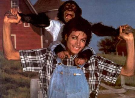 Collection MJ-Story : Michael et les animaux ^^ Bubble13
