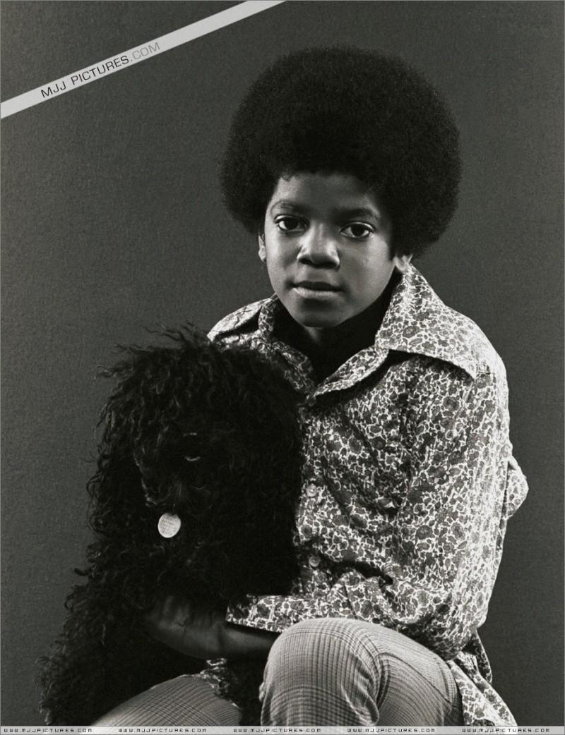 Collection MJ-Story : Michael et les animaux ^^ Gene_t10