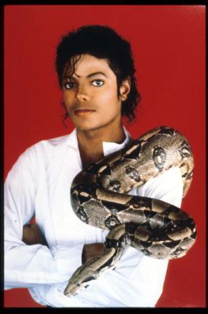 Collection MJ-Story : Michael et les animaux ^^ Jacko_11