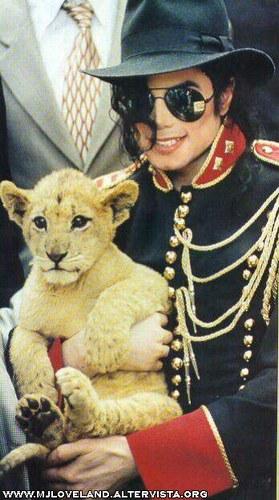 Collection MJ-Story : Michael et les animaux ^^ Studio12