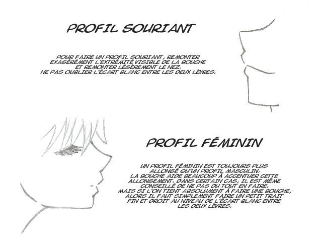 Apprendre à Dessiner Profil10