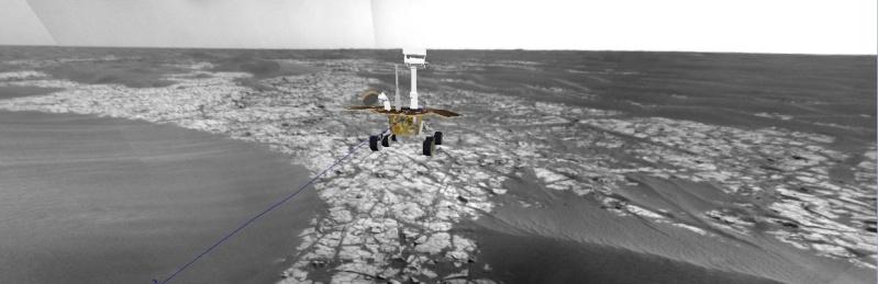 Opportunity va explorer le cratère Endeavour - Page 2 Image211
