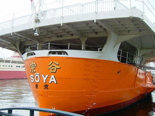 SOYA navire d'exploration antarctique (Hasegawa 1/350) 12747610