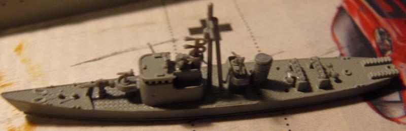 Gato & chasseur de sous-marins N°13 (1/700 Tamyia) 1311