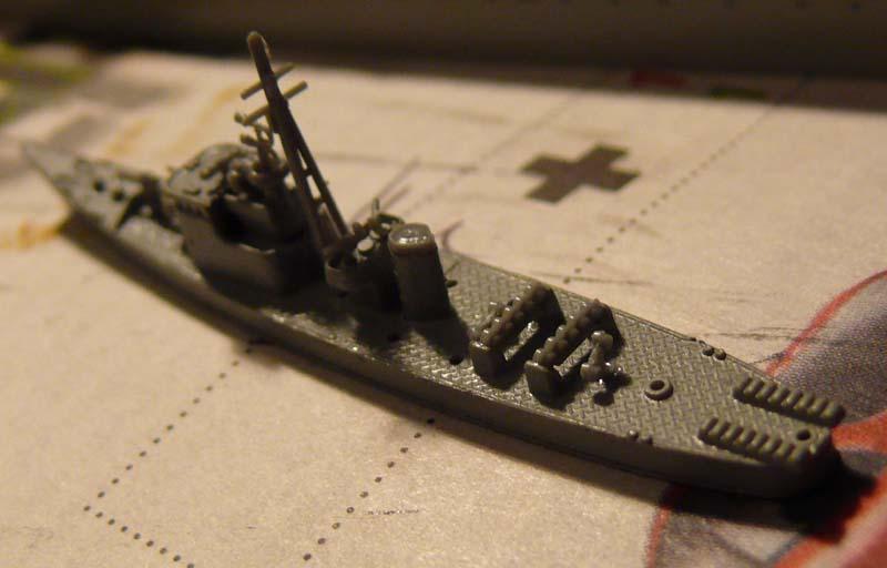 Gato & chasseur de sous-marins N°13 (1/700 Tamyia) 1511