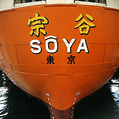 SOYA navire d'exploration antarctique (Hasegawa 1/350) 19987010