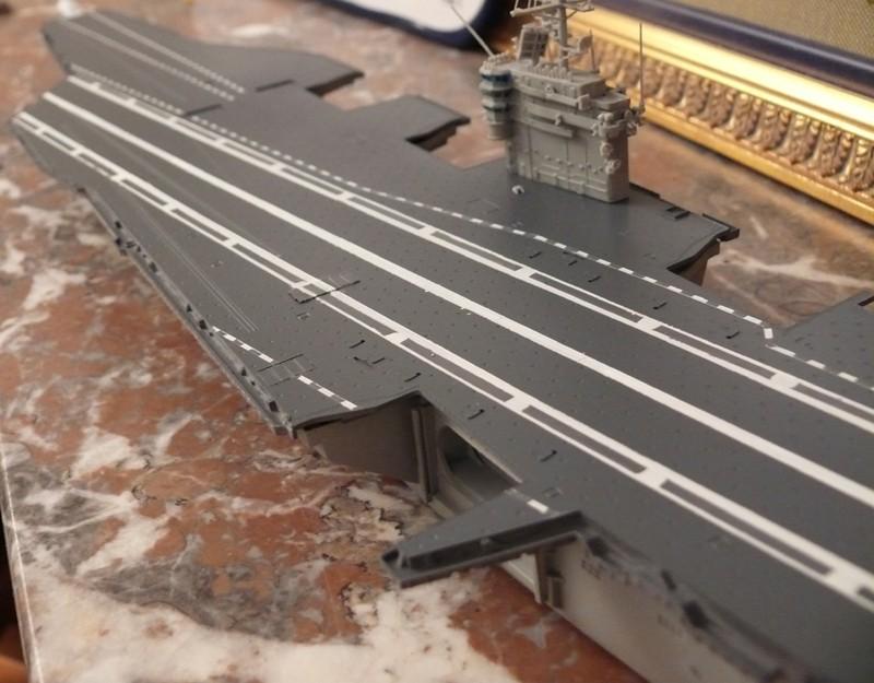 USS Nimitz 1/700 2010