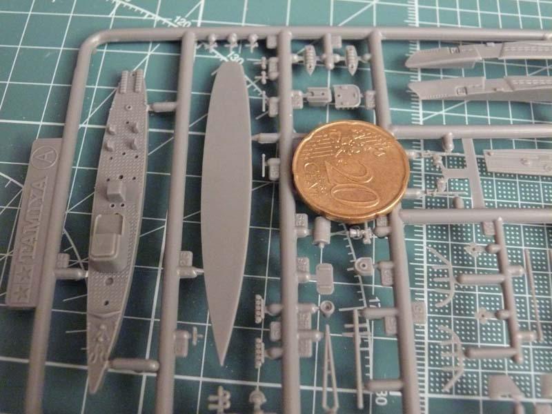 Gato & chasseur de sous-marins N°13 (1/700 Tamyia) 312