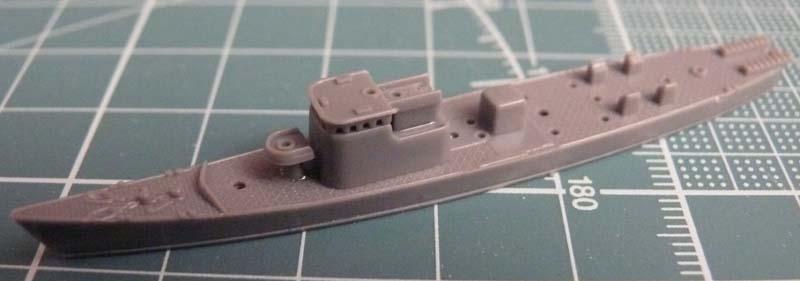 Gato & chasseur de sous-marins N°13 (1/700 Tamyia) 512
