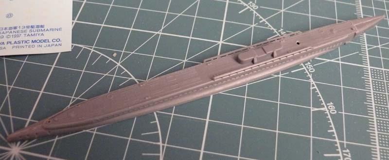 Gato & chasseur de sous-marins N°13 (1/700 Tamyia) 811