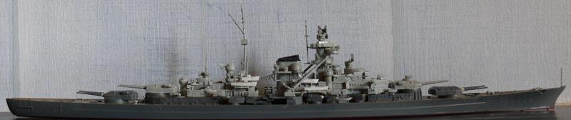tirpitz - DKM Tirpitz 1944 par Yuth au 1/700 - trumpeter Tirpit11