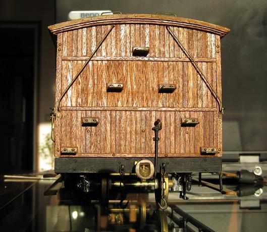 Vagó de construcció anglesa del Tren d'Olot (FFCC de la Terrassa) Img_0016