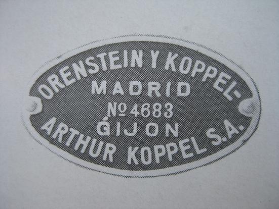 Cerco informació de la Orenstein & Koppel Nº 10436 de les salines de Formentera Img_2132