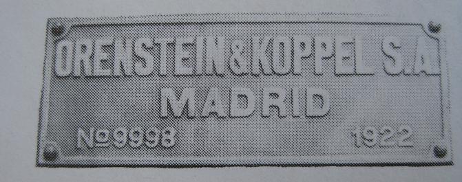 Cerco informació de la Orenstein & Koppel Nº 10436 de les salines de Formentera Img_2134