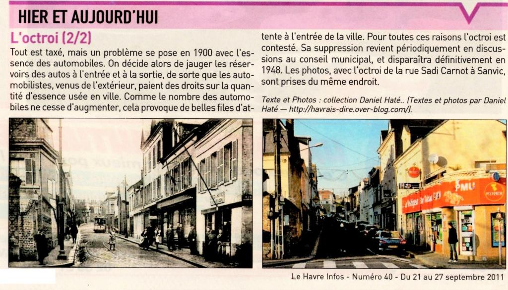 SANVIC - Octroi de la rue Sadi Carnot à Sanvic 2011-019