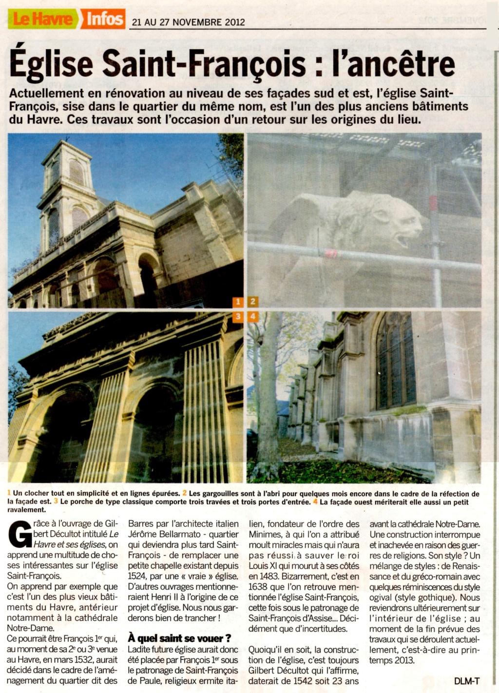 Saint - Le Havre - Eglise Saint-François 2012-112