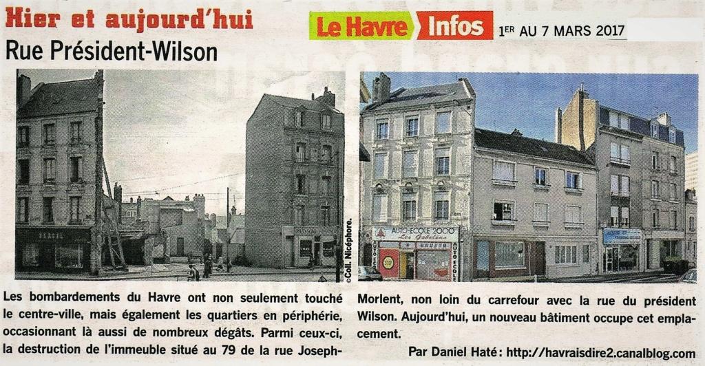 Saint - Le Havre - Rue du Président Wilson (Saint-Vincent) 2017-015
