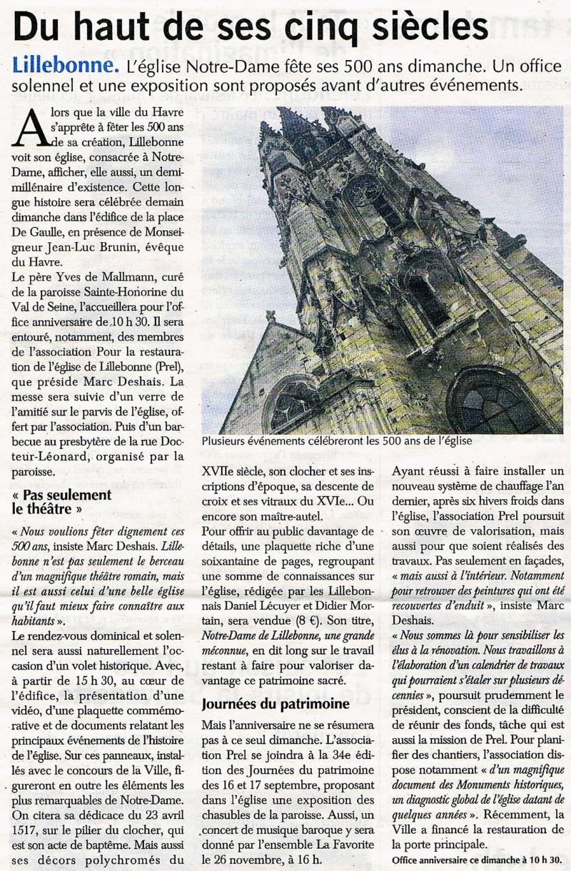Les 500 ans de l'église de Notre-Dame de Lillebonne 2017-030