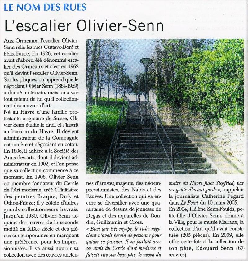 Havre - Le Havre - Escalier Olivier Senn 2017-032
