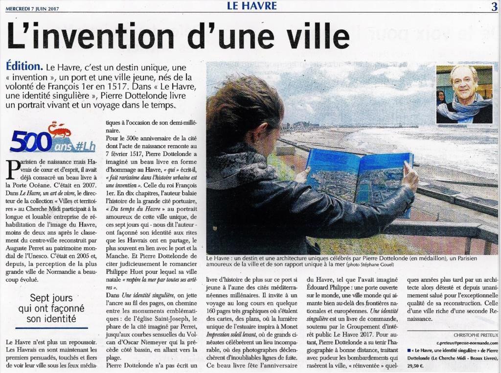 Havre - Le Havre, une identité singulière par Pierre DOTTELONDE 2017-043