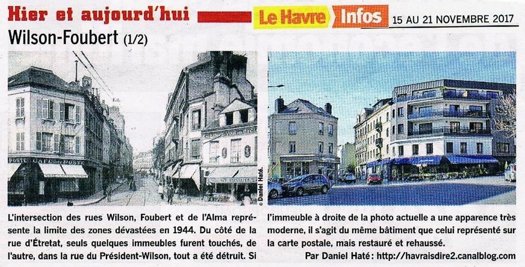 Saint - Le Havre - Rue du Président Wilson (Saint-Vincent) 2017-111