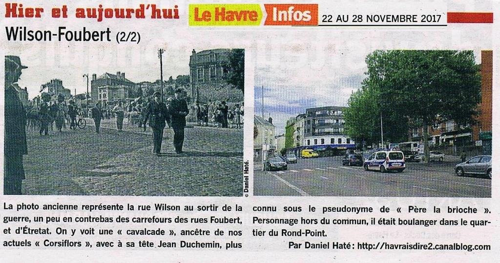 Saint - Le Havre - Rue du Président Wilson (Saint-Vincent) 2017-113