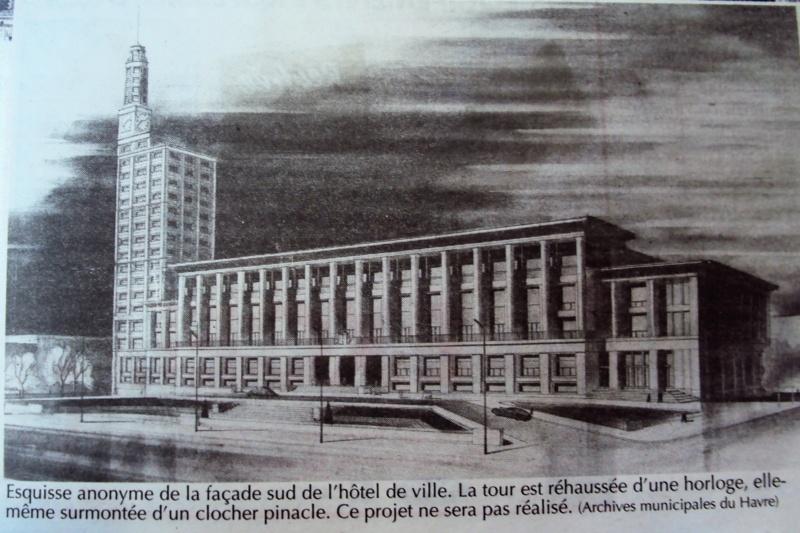 Havre - Les Hôtel-de-Ville du Havre 2018-019