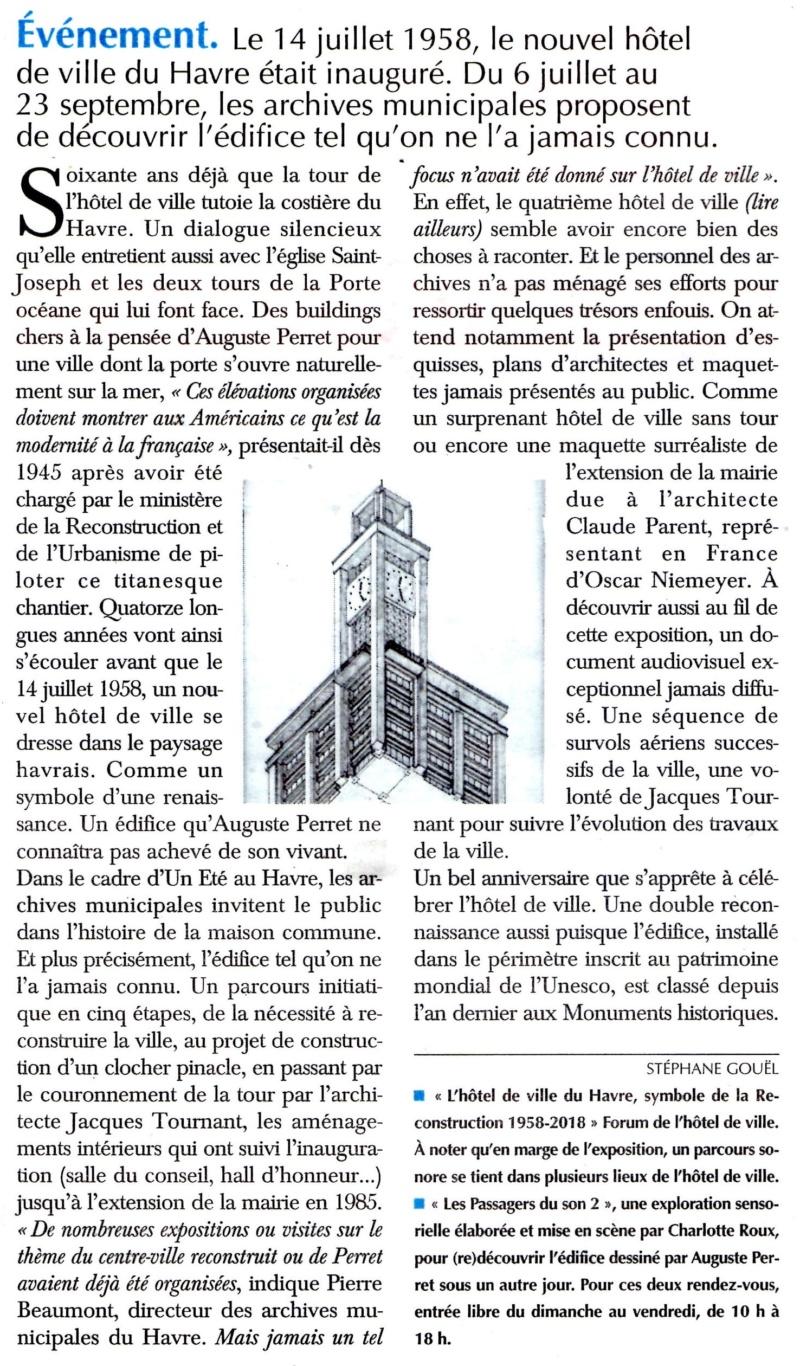 Havre - Les Hôtel-de-Ville du Havre 2018-021